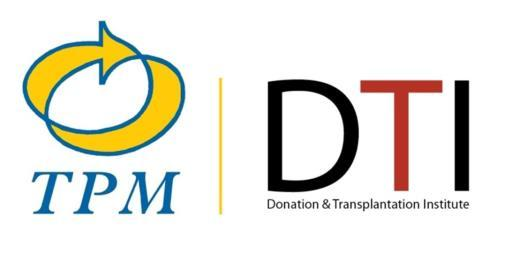 INTERNATIONAL REGISTRY IN ORGAN DONATION and