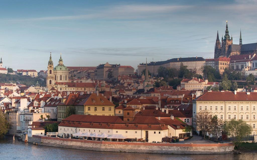 CREATE YOUR OWN FAIRYTALE IN PRAGUE In the heart of