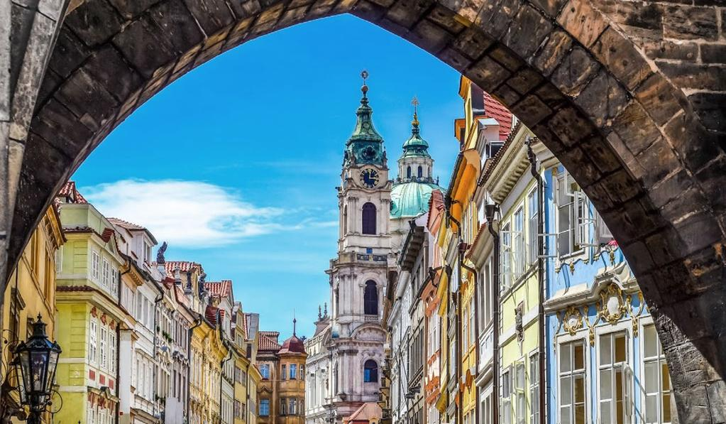 MUST-SEE LANDMARKS Let our Four Seasons concierge team custom-design your Prague stay,