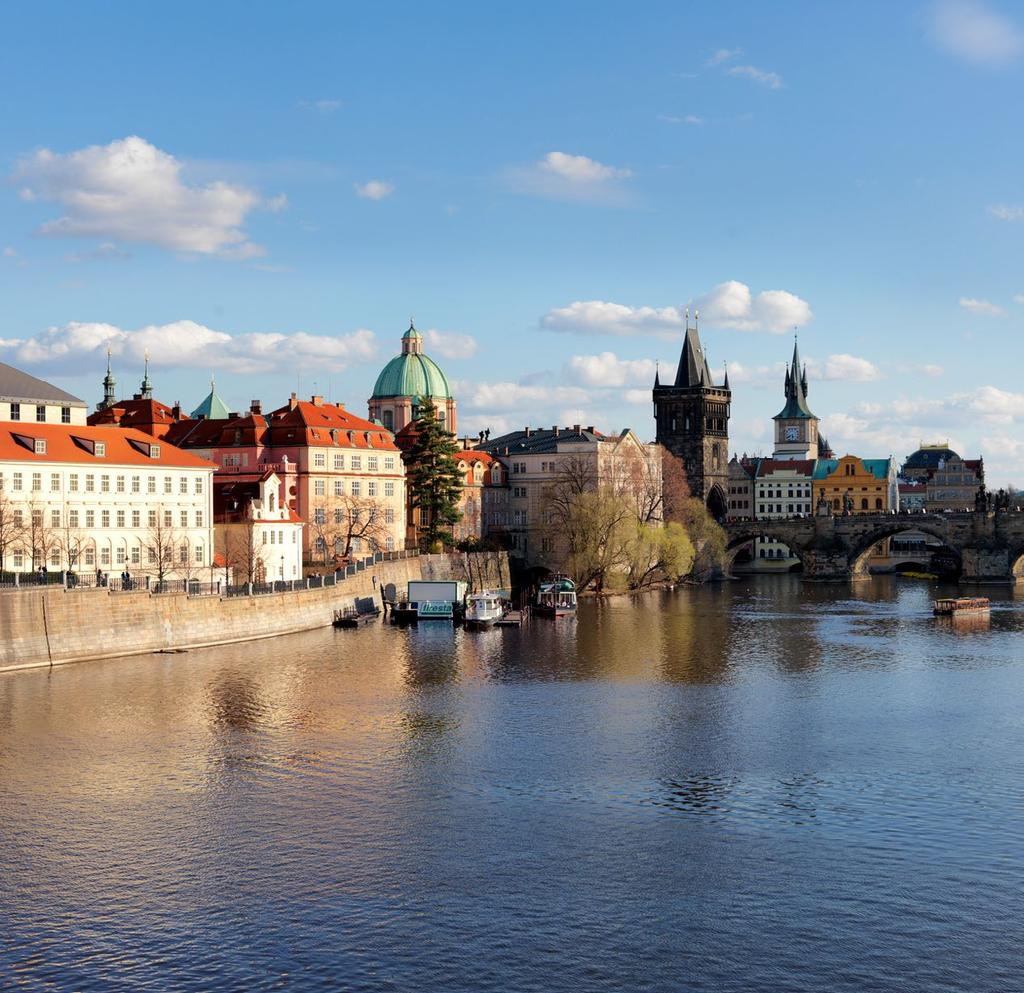 Boasting Prague s perfect Old Town location, Four Seasons rises at the edge of the Vltava River, steps from the