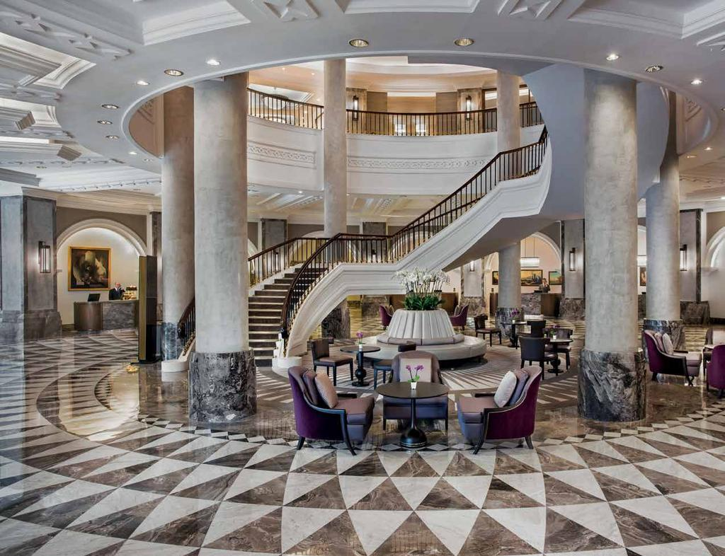 Conrad Istanbul Bosphorus, Turkey Brand Overview Conrad Hotels & Resorts is the destination for a new generation of luxury travelers.