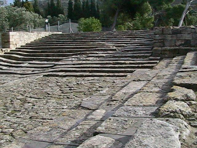 Knossos Outdoor theater