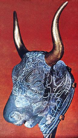 Bull-god Symbolized male strength and creative energy