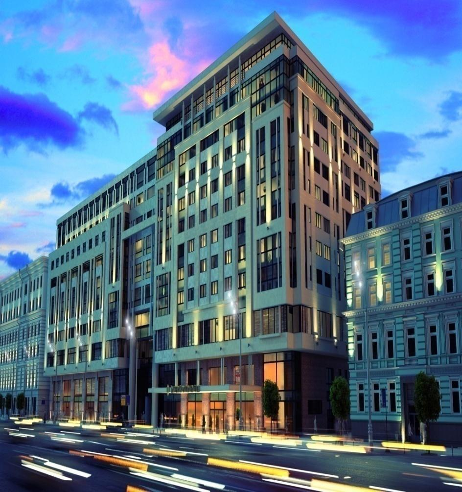 Future opportunities: pipeline hotels 186 guestrooms, 19 suites