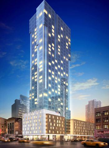 Future opportunities: pipeline hotels 607 guest rooms InterContinental Times Square First