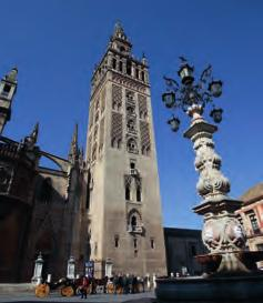 ANDALUSIA ITINERARY SEVILLE SEVILLE A journey into Andalusian diversity and charm. 7 6 days nights DAY 1 MONDAY SEVILLE - JEREZ Rendezvous at Hotel Alfonso XIII in Seville at 10:30 am (*).