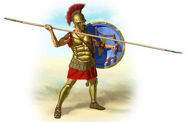 Training When males turned 18, they took a pledge to defend Athens and its gods Males were required to