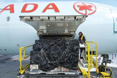 largest provider of air cargo