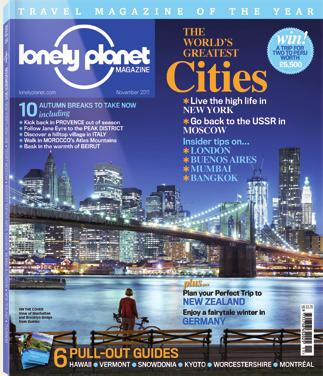 com/ebooks MAGAZINE For travel stories, inspiration & ideas lonelyplanet.com/magazine Lonely Planet in numbers 3 people 3DSXD 1HZ *XLQHD 7RGD\.2.