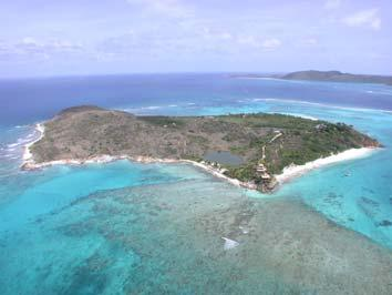 Necker Island, British Virgin Islands (Current) Necker Island (BVI) Limited Regular valuation role for Virgin/Necker Island Confidential Exclusive 80 acre island operated as a