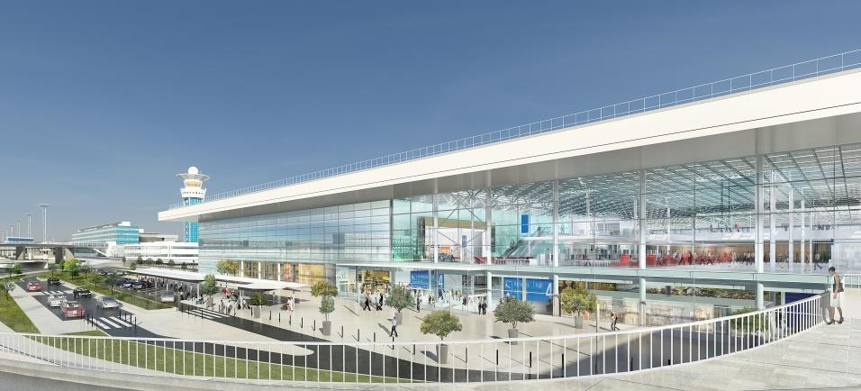 PARIS-ORLY, IN DEEP TRANSFORMATION BETWEEN NOW AND 2020 PARIS AEROPORT PARIS-ORLY