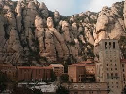 Montserrat o La Morneta- The Virgin of Montserrat AFTER