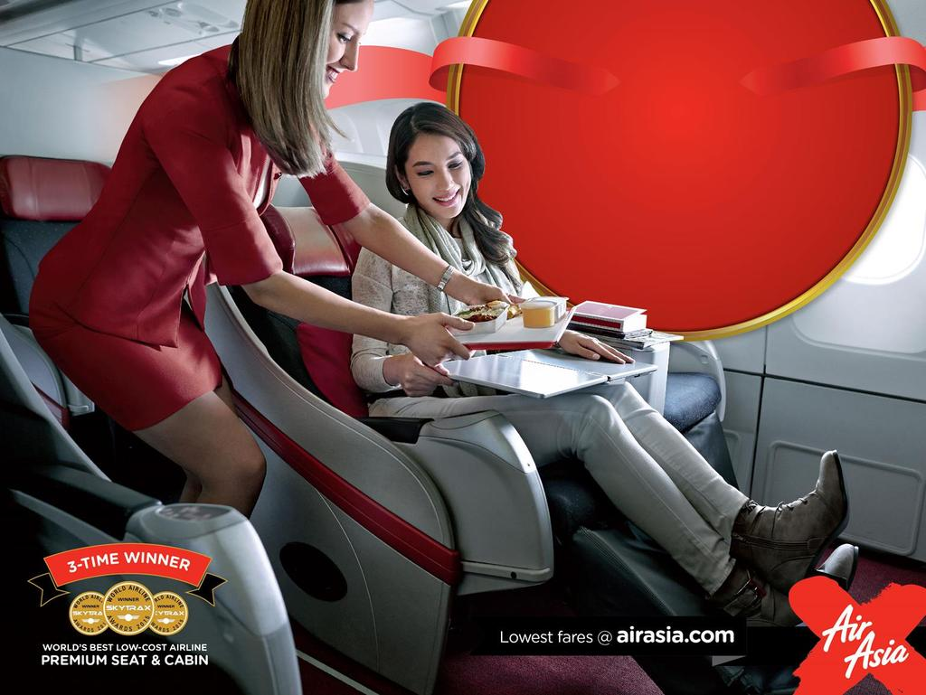 AIRASIA X Fourth Quarter and