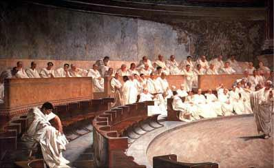The Roman Republic Assembly Makes laws and runs the government. Elected the consuls. Consuls 2 Elected Consuls Headed the republic and led the army. Served for 1 year Dictator Used in an emergency.