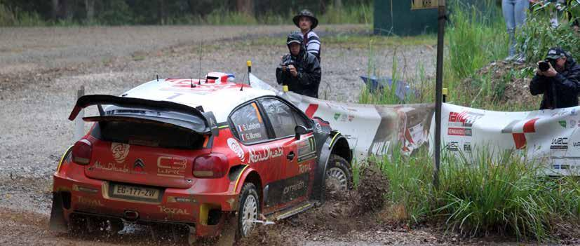 Official Rally Australia Tour hosted by RallySport Magazine 2018 Kennards Hire Rally Australia Tour Tour price includes: Return airport transfers from Coffs Harbour Airport Five
