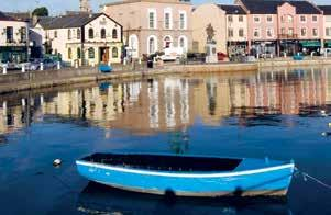 unmissable stop on the Wild Atlantic Way, Galway is a vibrant university city rich with culture, famous for music,