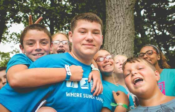 All camp families are invited to meet our camp staff, take a tour of the facility, and hear testimonials of Y Camp experiences.