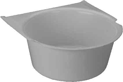 Splash Guard 11107 24/cs For use with 11105N-4, 11112, 11149, 11117N, 11114KD,