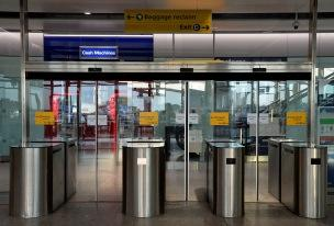5. Arrivals journey UK Flights, Terminal 5 Step-by-step journey planner 1 2 3 4 Terminal 5 A Gates Automatic Doors Baggage reclaim Exit to arrivals When the aircraft door opens there will either be a