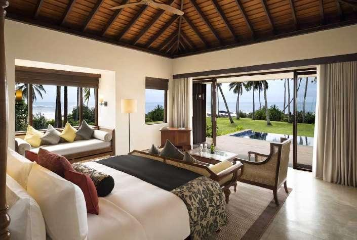 Anantara Peace Haven Tangalle Resort Set by a secluded paradise beach on Sri Lanka s south coast, the Anantara Tangalle features 120 guest rooms and 32 villas, with the latter featuring private