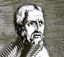 Herodotus stressed the importance of