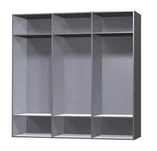 CUBBIES Cubbies are the ideal solution when non-locked, open storage is appropriate, such as in preschools, day care centers, churches, office supply/mail rooms, laundry rooms, and retail outlets.