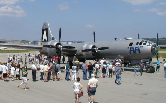 The Commemorative Air Force (CAF) is a not for profit flying museum.