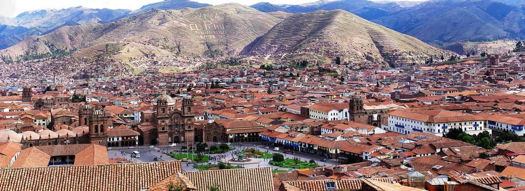 Explore Cusco s archaeological sites, gain an understanding of ancient and present day Peruvians through their Andean villages and arqueological sites in the Sacred Valley of the Incas and marvel at