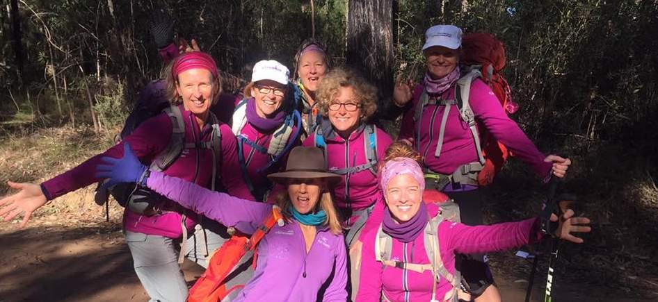 ABOUT US Wild Women On Top was founded in 2002 by Di Westaway, after she suffered a mid-wife crisis. She found a solution to her sadness in a mountain quest which inspired her to transform her life.
