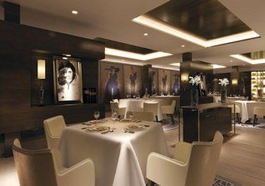 ANGELO'S Angelo s offers upscale Italian dining with a modern charm.