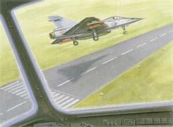 c) Land at this aerodrome Day - the intercepting aircraft signals by circling the aerodrome, lowering his landing gear and over-flying runway in direction of landing, or if your aircraft is a
