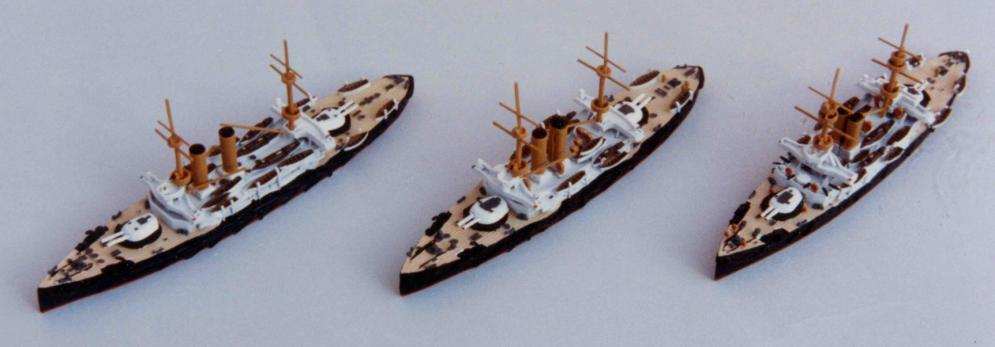 In 1989 Skytrex moved into modern merchant ships for the first time and unlike the warship models, the Merchant Marine series of models (currently discontinued) were only available assembled and