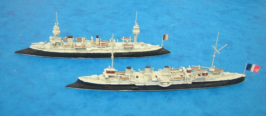A small range of warship models are produced under the name Atlantis but these are described elsewhere.