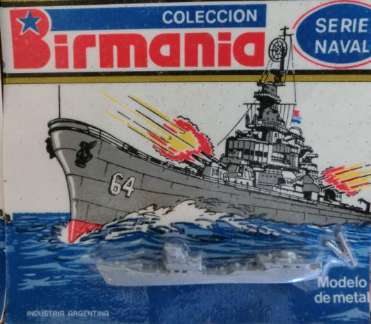 GRIFO (ITALY) White metal kits (not many parts) of WW2 warships, which apart from a few indifferent submarines, are all Italian.
