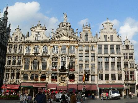 Day 11 We will go on a guided city tour and see the most exciting spots and attractions in Brussels, which include the