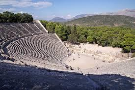 DAY 3 Thursday 3 rd May EPIDAURUS Today we take the bus to the ancient site of Epidaurus in the Peloponnese region.