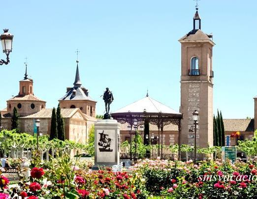 HALF DAY ALCALÁ DE HENARES This rapidly growing industrial town now functions largely as a satellite of Madrid.