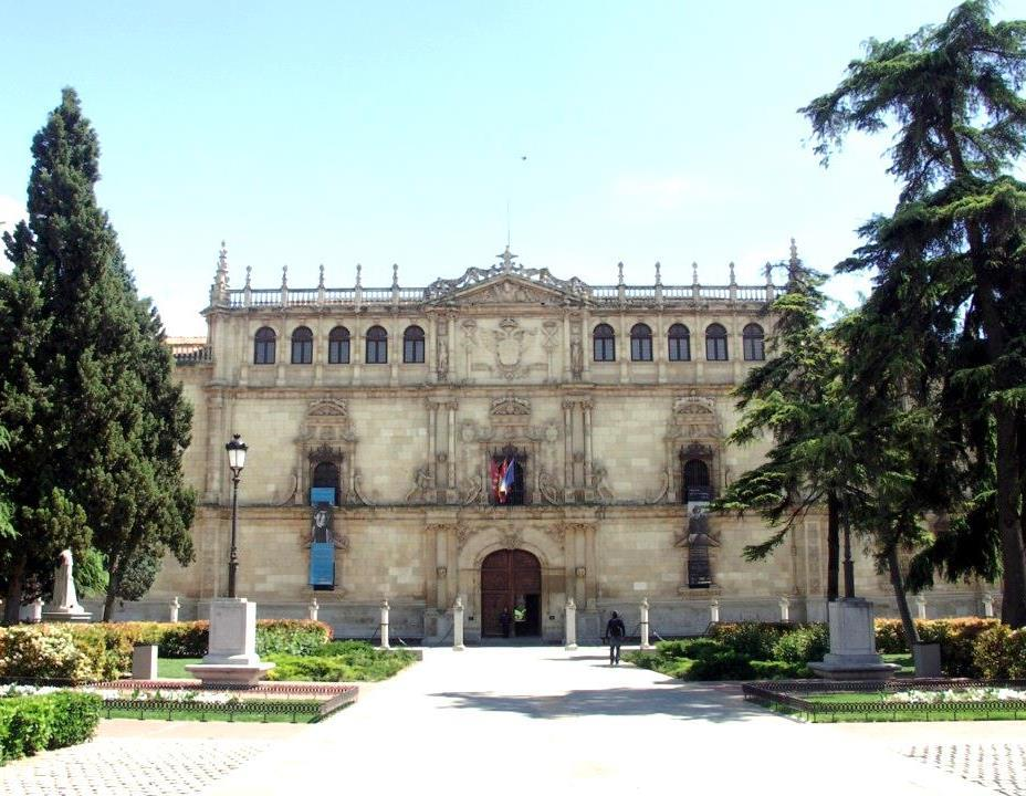 Especially to see the lavishly decorated buildings of its historic university, the Colegio Mayor of San Ildefonso which has a wonderful picturesque façade.