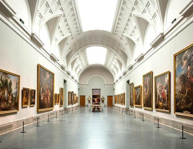 Founded as a museum of paintings and sculpture in 1819, it also contains important collections of other types of artworks. Visiting El Prado you travel through time, space and thoughts.