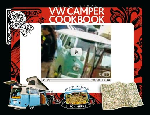 Thanks again Jean-Yves Ringue, France Hello, The VW Cookook just arrived in perfect condition.