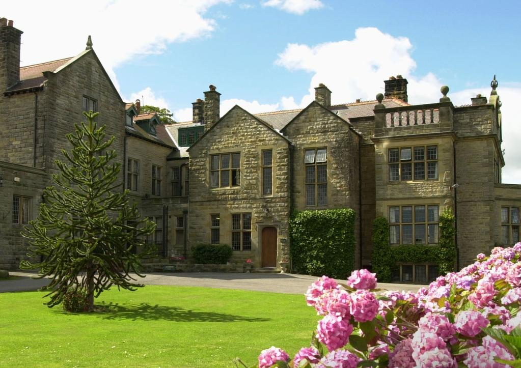 For Sale Dunsley Hall Country House Hotel