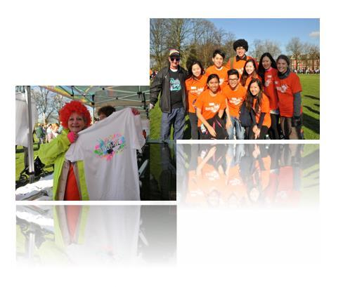 Thanks for Volunteering at Run or Dye Penshurst Place, Penshurst! We re so happy that you re going to be a volunteer with Run or Dye.