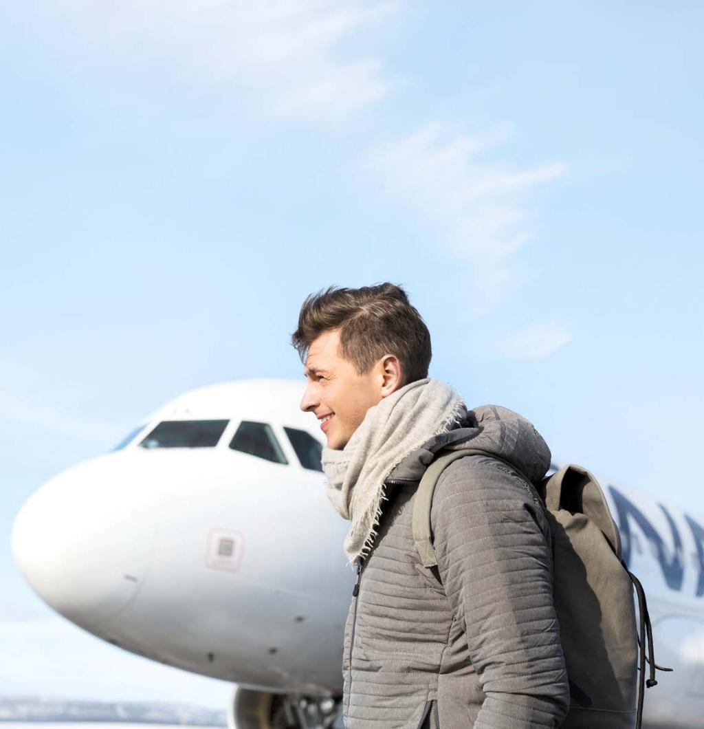 Favourable market environment also challenges towards the year end Demand for flights between Asia and Europe increased across the Finnair network to almost every destination.