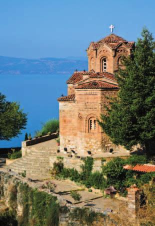 Podgorica, montenegro ohrid, macedonia Trip Information Dates May 29 to June 11, 2013 (14 days) Size Limited to 35 participants Cost* $8,995 per person, double occupancy $10,995 per person, single