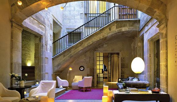 4 NIGHTS in a Superior Room~ VALID FOR TRAVEL: 1 Jun - 30 Sep 18+ HOTEL NERI 4 Nights from 4 Nights from 995 * per person, Located in the heart of the Gothic Quarter near Barcelona s famous Cathedral