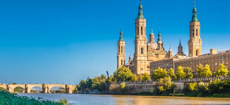 Spain Earlybirds - Touring ANDALUSIA & MEDITERRANEAN COAST TOUR - 6 Days/5 Nights 260 * ZARAGOZA BARCELONA MADRID VALENCIA SEVILLE CÓRDOBA ZARAGOZA Discover the delights of the Andalusia region and