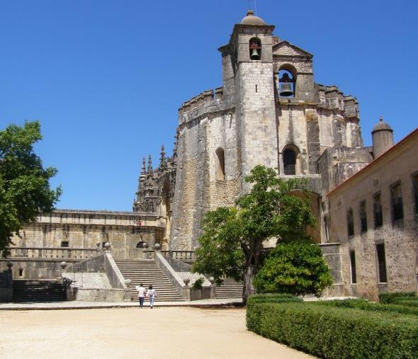 Tomar region was their headquarters and this is what shall be discovered on this tour by