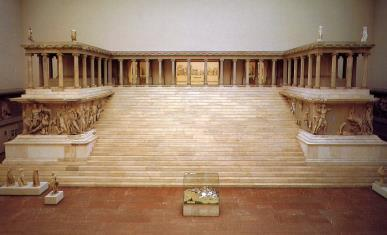 Hellenistic Grand Altar of Pergamon 180