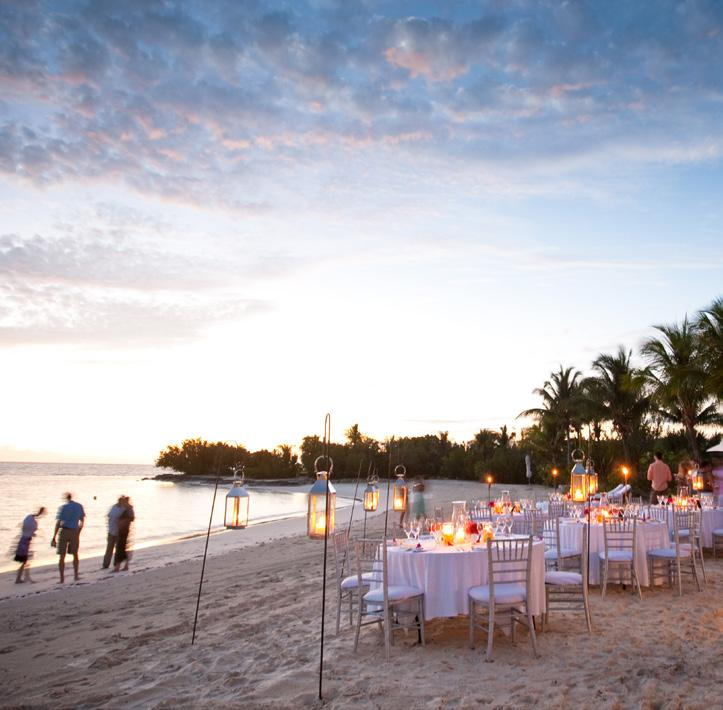 Meetings and Events COMO Parrot Cay provides the ideal setting for any