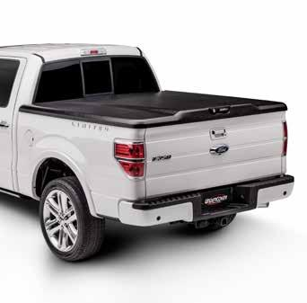 The cover comes equipped with a Cargo Retriever that extends your reach the entire length of the bed, and an upgraded